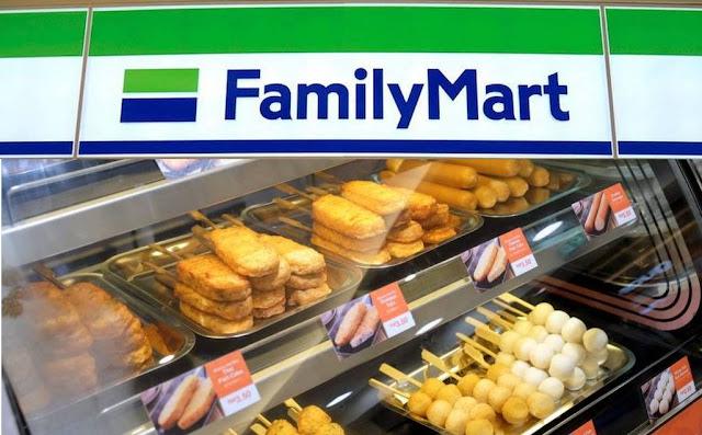 Cara Membuat Oden Family Mart