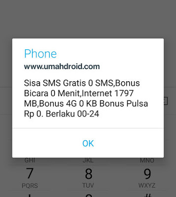 Cara Cek Kuota Internet Im3 Indosat Terbaru