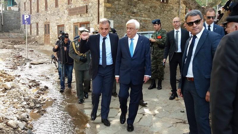 Παρουσία του Προέδρου της Δημοκρατίας ο εορτασμός της απελευθέρωσης της Σαμοθράκης