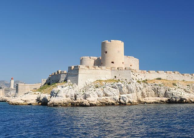 Chateau d'If de Marselha