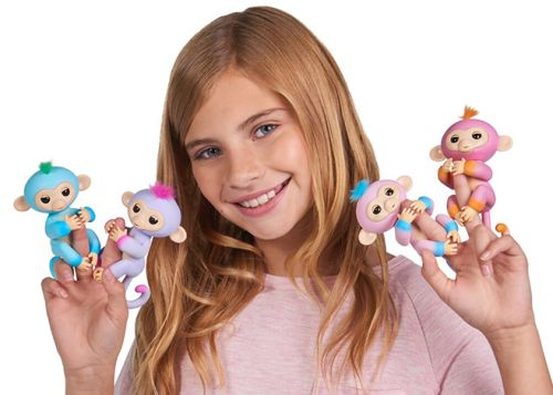 Fingerlings Deze Robotdieren Wind Je Om Je Vinger Speelgoed Tips 2019