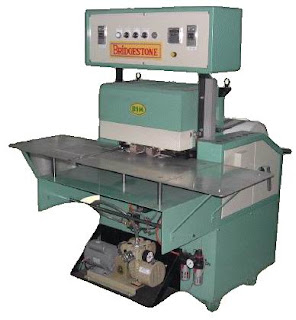Semi Automatic Soft loop handle Sealing Machine