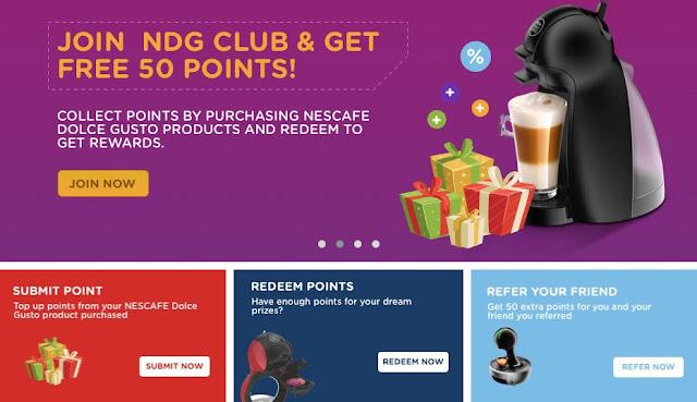 Daftar Sahabat Nestle Rewards Dapatkan Hadiah-Hadiah Menarik Dari Nestle