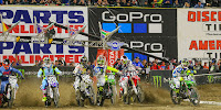 Supercross Motorcycle Racing Place
