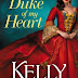 Blog tour: Duke of My Heart [Season for Scandal, book 01]