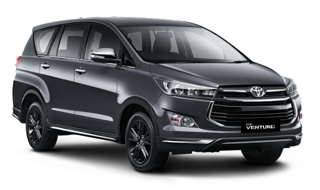 Pilihan Warna Toyota Kijang Innova Venturer
