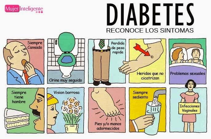 diabetes tipo 2 síntomas pies