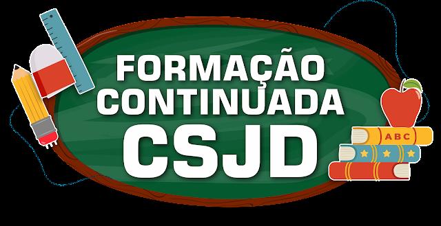 CSJD, promove formação continuada de toda a equipe pedagógica para reinício do segundo semestre