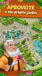 Gardenscapes Apk Mod Dinheiro Infinito