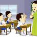 टीचर – तुम्हारा रिजल्ट बहुत ख़राब आया है,कल पापा को.....