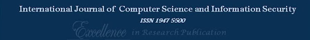 The International Journal of Computer Science and Information Security (IJCSIS)