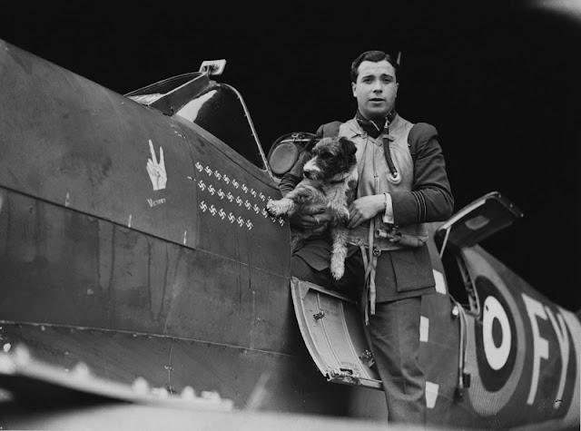 RAF Captain Eric Lock, 31 July 1941 worldwartwo.filminspector.com