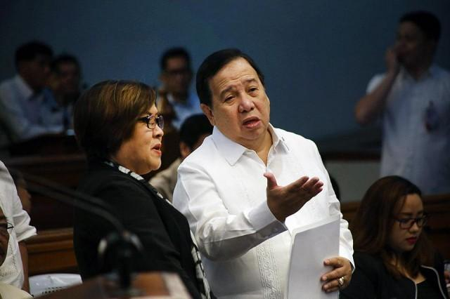Senate Justice Panel Ends Hearing on EJK, Gordon Declares 'We Have Enough to Report'