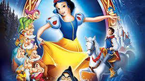 snow white happy