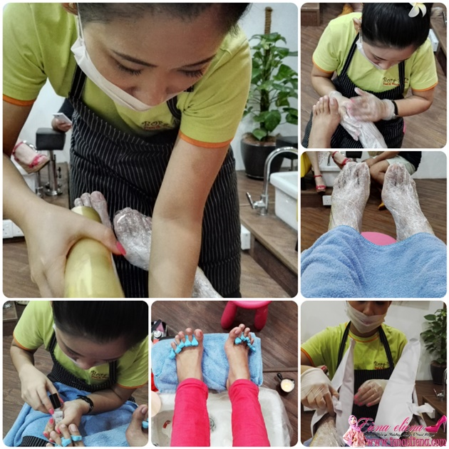 Anti Age Spa Pedicure