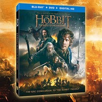 The Hobbit The Battle of The Five Armies cover' imageanchor=