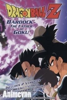 Dragon Ball Z Bardock –Cha của Goku - Cha của Goku 1990 Poster