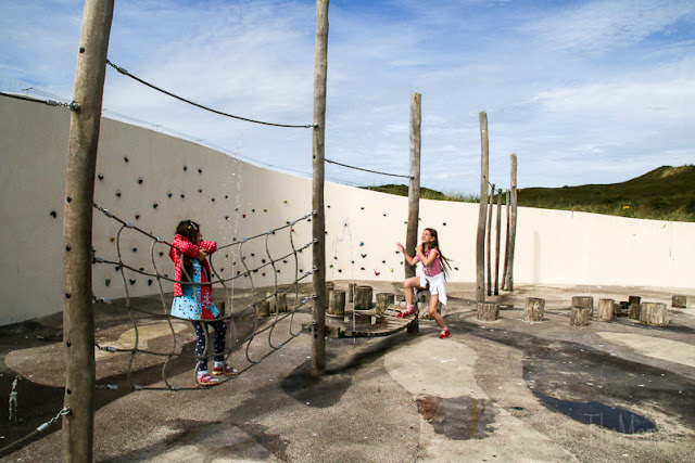 Spielplatz Ecomare auf Texel