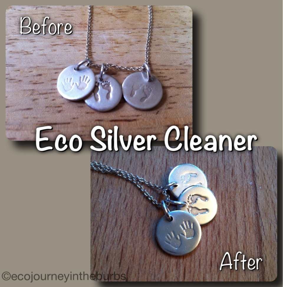 Eco Journey In The Burbs Diy Celery: Eco Journey In The Burbs: Eco Jewelry Cleaning