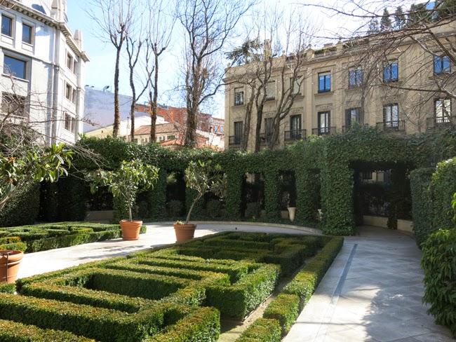 Madrid Con Encanto Palacete Y Jardines Marqués Casa Riera