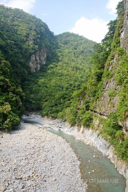 taroko gorge shakadang