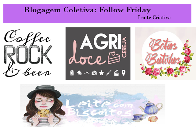 Follow Friday: Lente Criativa