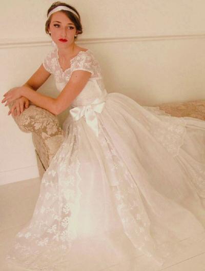 Second Hand {Vintage} Wedding Dresses Gowns | bridal ...