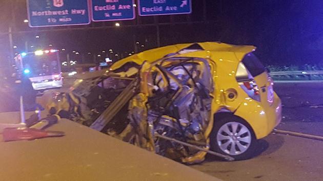 MEC&F Expert Engineers : 2 dead in wrong-way crash on NB