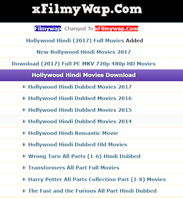 Best hollywood movie hd download in hindi dubbed website