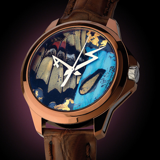 ArtyA Son of Earth Butterfly Mechanical Automatic Watch