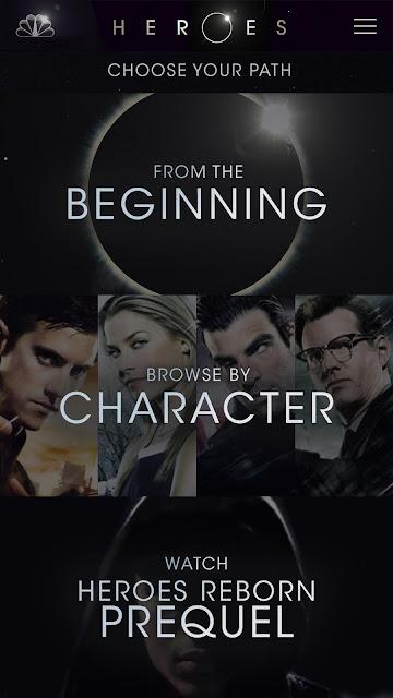 Heroes Reborn: Dark Matters (2015-) ταινιες online seires oipeirates greek subs