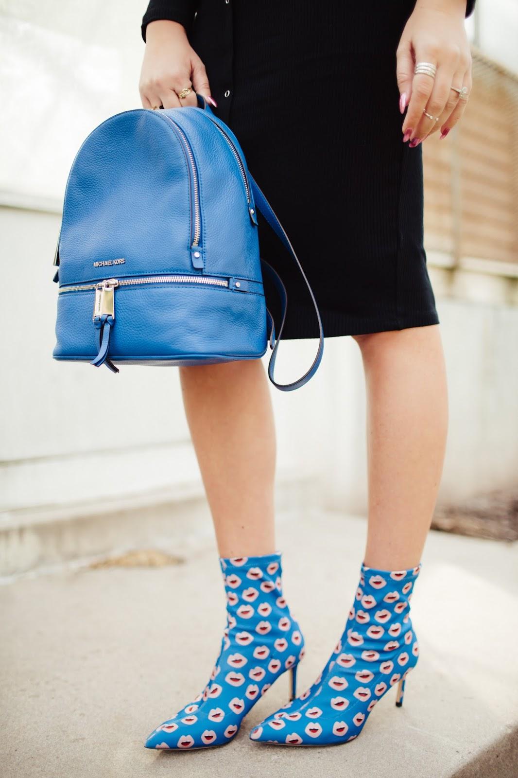 Blue Accessories, Lip Print, LipSense
