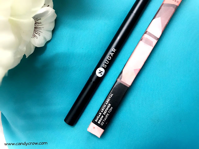 SUGAR Arch Arrival Brow Definer Taupe Tom Review photos