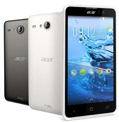 Spesifikasi dan Harga Acer Liquid Z520 Terbaru