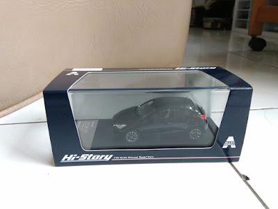 Diecast Miniatur Mazda2