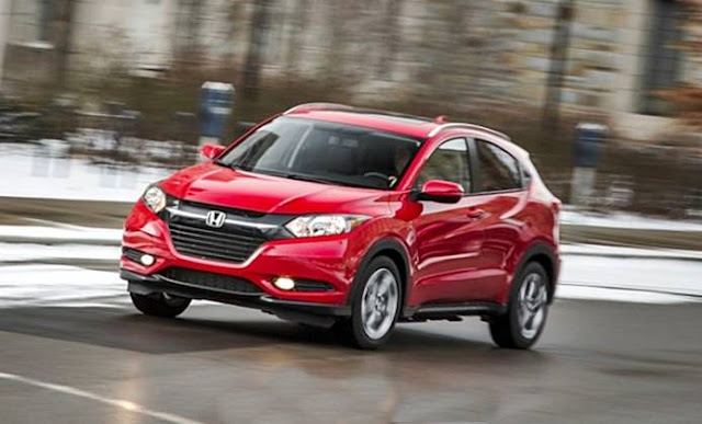 2018 Honda HR-V Review