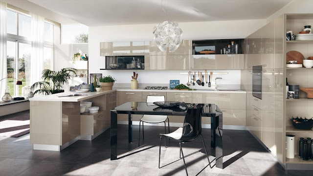 Maintain Your Kitchen With Designer And Durable Wall Tiles
