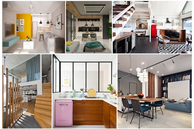 Modern Apartment Designs For Small Spaces