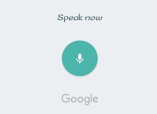 Google keep audio to text
