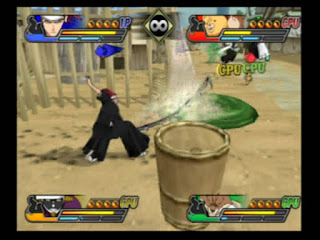 Bleach: Blade Battlers PS2