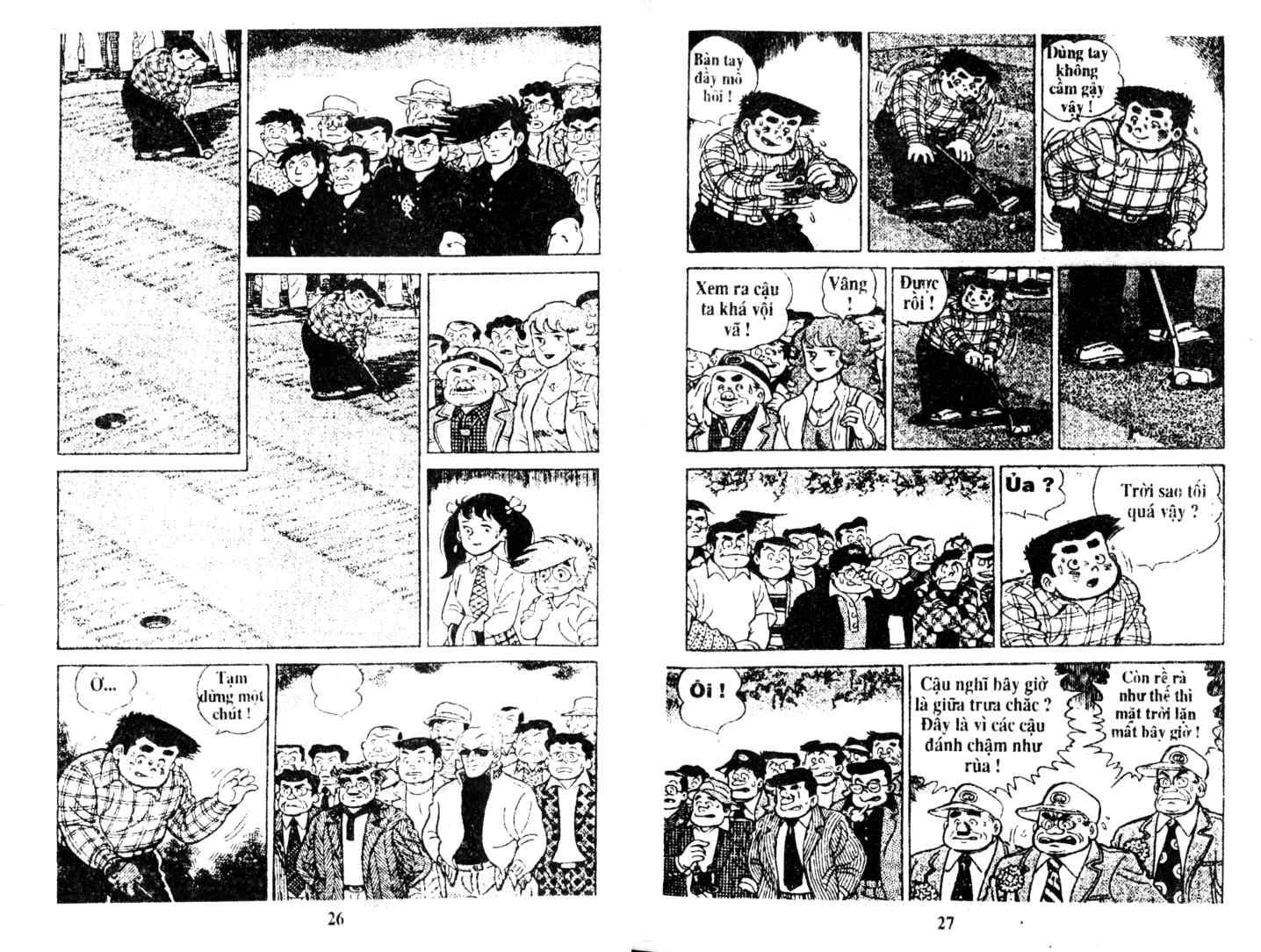 Ashita Tenki ni Naare chapter 9 trang 12