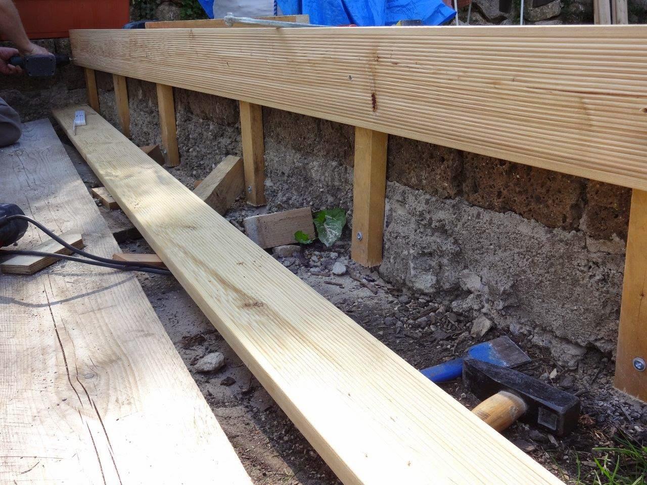 Holz Gelander Verkleiden Aussentreppe Mit Holz Verkleiden Bvrao