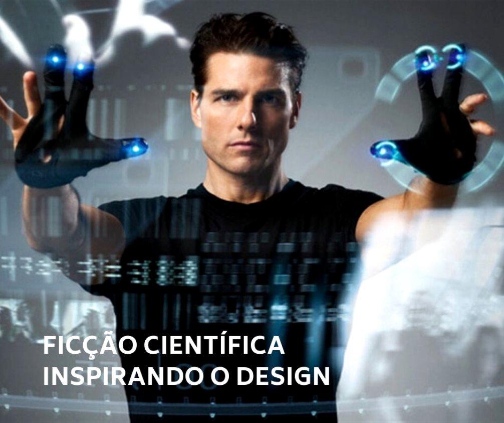 Ficção científica inspirando o design