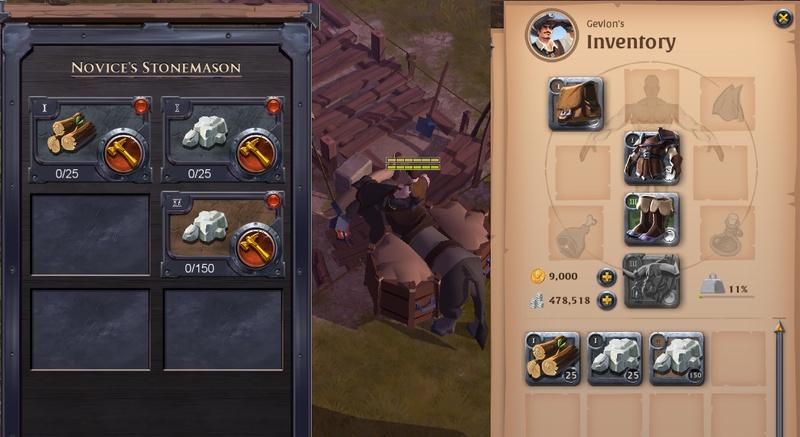albion online alchemist island guide
