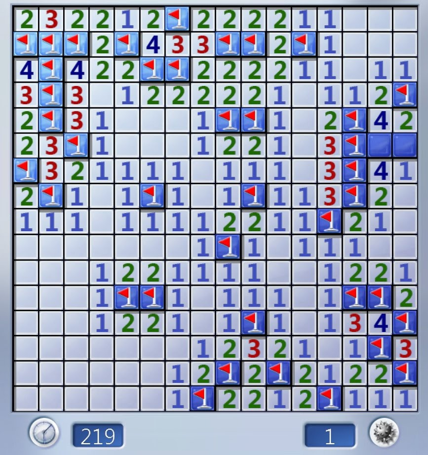 The Third Edge of the Sword: Is Minesweeper winnable?
