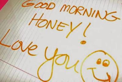 kata ucapan selamat pagi untuk pacar