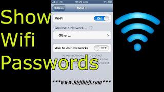 Kese apne phone me save kia geya wifi password dekhe