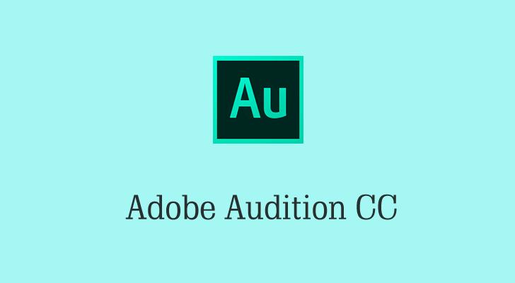 adobe audition cc full version + crack & keygen