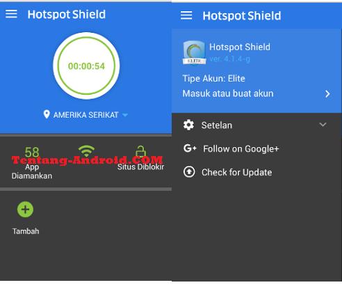 Hotspot Shield VPN ELITE MOD APK