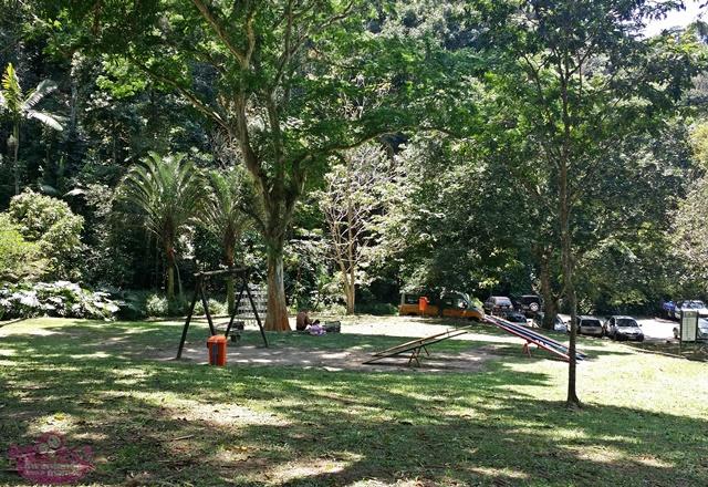 parque da cidade no Rio de Janeiro
